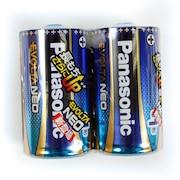 乾電池 エボルタ ネオ 単1形 2本パック