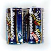 乾電池 エボルタ ネオ 単2形 2本パック