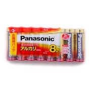 アルカリ乾電池 単3形8本パック LR6XJ/8SW