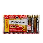 アルカリ電池 単4形 8P