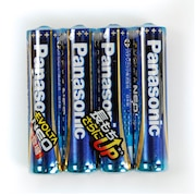 乾電池 エボルタ ネオ 単4形 4本パック