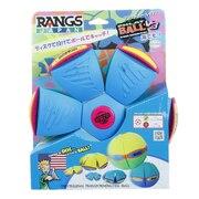 ラングス フラットボールV3 ブルー