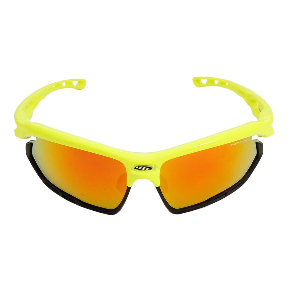 フォトニック スポーツサングラス イエロー/オレンジ SP454076-0000 ケース付