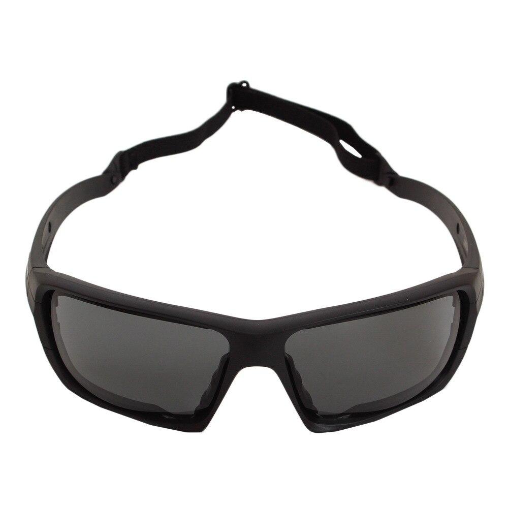 ESS ROLLBAR ブラック No.9018-03 ケース付 FF 0 サングラス・メガネ