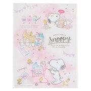 下敷き ショッピング スヌーピー MAMS-0619