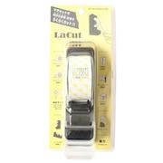 マグネット付きテープカッター ラカット ブラック S4832388