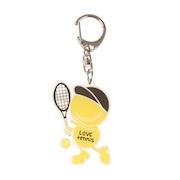 キャップ 部活キーホルダー テニス HK062 TNS