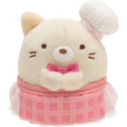 てのりぬいぐるみセット ケーキ&ねこ/ケーキ屋さん MY53901