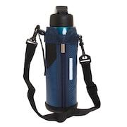水筒 1リットル スポーツ保冷ボトル 558G5KC8253 ネイビー