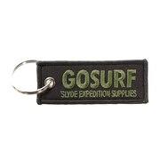 刺繍キーホルダー SLESACC-6004-SURF オリーブ