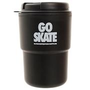 ダブルウォールマグ SLESACC-6008-SKATE ブラック オンライン価格