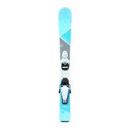 スキー 板 ジュニア セット ビンディング付属 20-21 TK 309Z0AO1198 SAX/TEAM4 WT