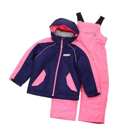 スキーウェア キッズ 上下セット ガールズ TODDLER スーツ RES51001 962962 雪遊び ウェア