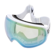 スキー ゴーグル メンズ スノーゴーグル EG3 ホワイトクテープ 21EG3WT GGLC