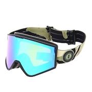 スキー ゴーグル メンズ スノーゴーグル KLEVELAND カモ 21KC BRGNC
