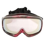大型メガネ対応 ゴーグル AX 888-WPK-RE