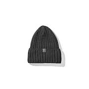 スキー スノーボード ニット帽 メンズ ポリエステル ビーニー MB7006 BK