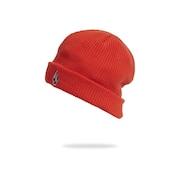 スキー スノーボード ニット帽 メンズ STN CUFF ニットキャップ J5802100 RED