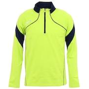Basic 1/2 ジップTシャツ PSA72LS30 YG
