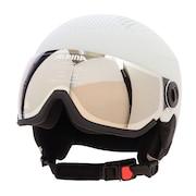スキー スノーボード ヘルメット メンズ スキーヘルメット 20-21 ARBER VISOR A9228 31