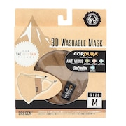 3D WASHABLE マスク AN20MK010103 COYOTE