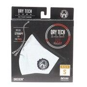 3D DRY TECH マスク MSK0230402 GRAY PAISLEY