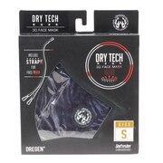 3D DRY TECH マスク MSK0230502 BLACK DYE