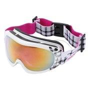 AX600-WCM WT スノー ゴーグル スキーゴーグル スノーボードゴーグル