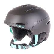 スキー スノーボード ヘルメット スキーヘルメット AVERA アジアンフィット 7119265 Metallic Coal/Cool Bre
