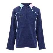 ジュニア ストレッチフリーズジップTシャツ PSAH2LS90 HENV