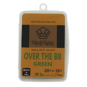 OVER THE BB S ワックス 71810113 OVER THE BB S GREEN