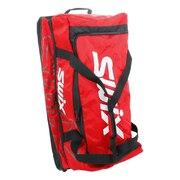 クラムシェルローラーバッグ レッド SG008JA910 スキーケース
