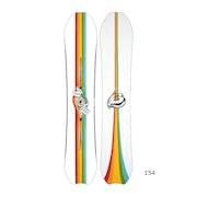 スノーボード 板 20-21 DEEP THINKER CAMBER 172001 04000
