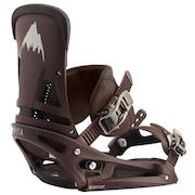 Malavita Leather EST スノーボードビンディング 19098102213 ディスク&ビス、保証書付
