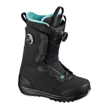 スノーボード ブーツ 20-21 IVY BOA SJ BLACK 412136