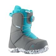 ジュニア スノーボード ブーツ ジップライン ボア GRY/SURF 13191104045 BOA