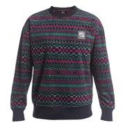 スノーボード ウェア 20-21 SOULプルオーバークルーネックシャツ EQYFT04142KVJ9
