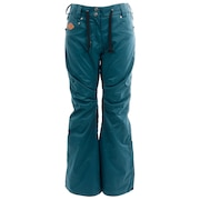 ARES PANTS 71118338 STRETCH DARK GREEN