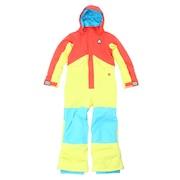 スノーウェア キッズ つなぎ ジュニア Toddlersワンピース 22174100650 雪遊び ウェア