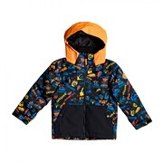 キッズ スノージャケット LITTLE MISSION KIDS JK 21SNEQKTJ03013KVJ6