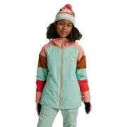スノーウェア キッズ ガールズ ハート ジャケット 11570103300 雪遊び ウェア