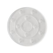 スノーボード 20-21 デッキパッドグリップ ディスク CLEAR