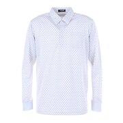 長袖ポロシャツ 3GR01FWH
