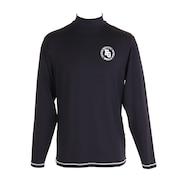 ハイネックシャツ 21FK-780595 -BK