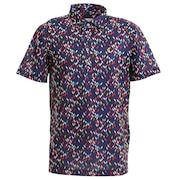 紙吹雪ポロシャツ 241-0134009-120