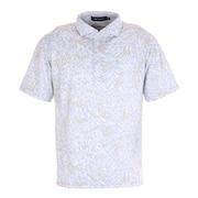 プリントポロシャツ 151-24440-012