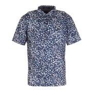 プリントポロシャツ 151-24440-019