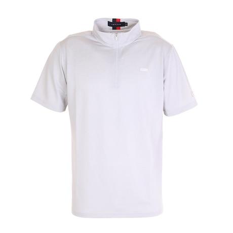 ハーフジップシャツ 151-24240-012