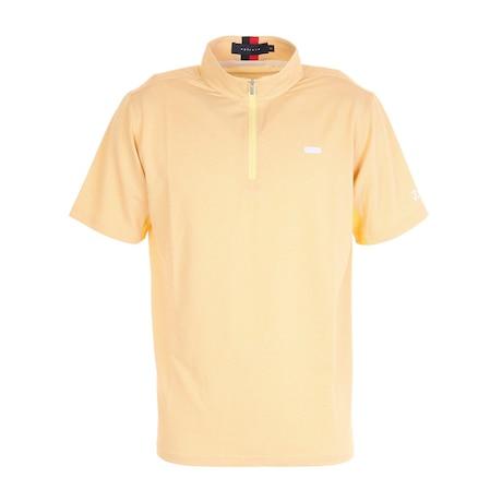 ハーフジップシャツ 151-24240-031