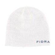 リバーシブルニット帽 FD5JFC01 WHT